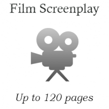 Film Screenplay (Up to 120 pages)