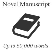 Novel Manuscript (Up to 50K words)