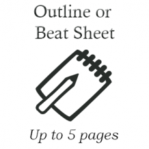 Outline or Beat Sheet